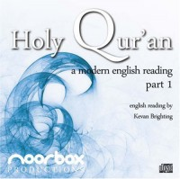 The Holy Qur'an: A Modern English Reading, Part 1 - noorbox productions