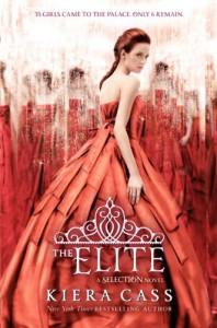 The Elite - Kiera Cass