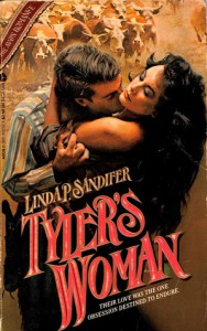Tyler's Woman - Linda Sandifer