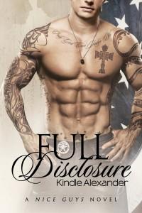 Full Disclosure - Kindle Alexander