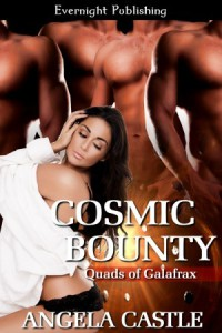 Cosmic Bounty - Angela Castle