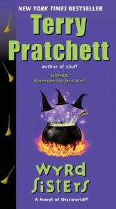 Wyrd Sisters: A Novel of Discworld - Terry Pratchett