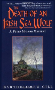 The Death of an Irish Sea Wolf - Bartholomew Gill