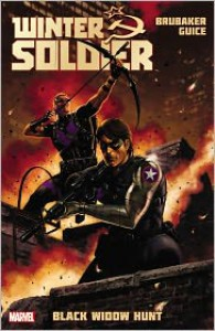 Winter Soldier, Vol. 3: Black Widow Hunt - Ed Brubaker, Butch Guice
