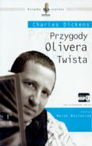 CD MP3 PRZYGODY OLIVERA TWISTA - Charles Dickens