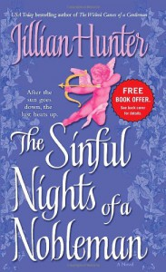 The Sinful Nights of a Nobleman - Jillian Hunter