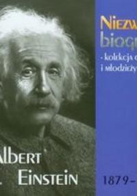 Albert Einstein 1879-1955 - praca zbiorowa