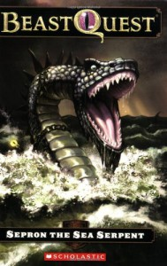 Sepron The Sea Serpent (Beast Quest, Book 2) - Adam Blade