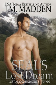SEAL's Lost Dream (Lost and Found Series) - J.M. Madden