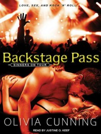 Backstage Pass (Sinners on Tour) - Olivia Cunning