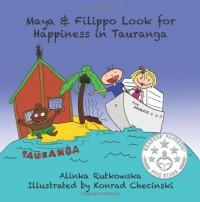 Maya & Filippo Look for Happiness in Tauranga - Alinka Rutkowska, Konrad Checinski