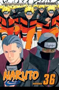 Naruto, Vol. 36: Team Ten (Naruto, #36) - Masashi Kishimoto