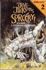 Steve Jackson's Sorcery! Khare: Cityport of Traps - Steve Jackson