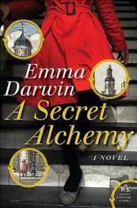 A Secret Alchemy: A Novel - Emma Darwin