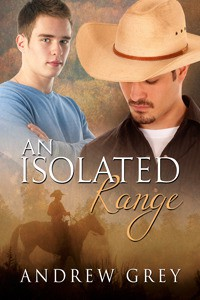 An Isolated Range - Andrew  Grey