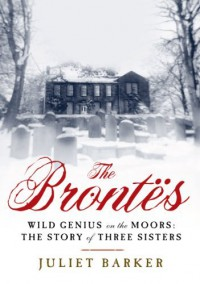 The Brontes: Wild Genius on the Moors: The Story of a Literary Family [Hardcover] [2012] (Author) Juliet Barker -