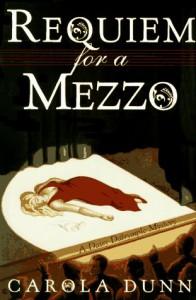 Requiem for a Mezzo  - Carola Dunn