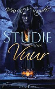 Studie van Vuur (Studie, #3) - Maria V. Snyder
