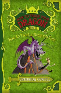 How to Twist a Dragon's Tale  - Cressida Cowell