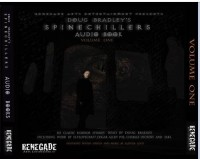 Doug Bradley's Spinechillers, Vol. 1 - Charles Dickens, William F. Harvey, Doug Bradley, H.P. Lovecraft