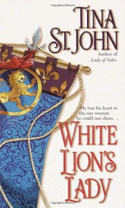 White Lion's Lady - Tina St. John