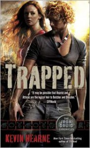 Trapped  - Luke Daniels, Kevin Hearne