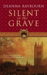 Silent In The Grave  (Mass Market) - Deanna Raybourn