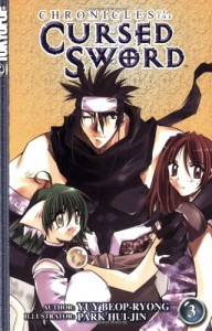 Chronicles of the Cursed Sword Volume 3 - Yuy Beop-Ryong, Hui-Jin Park