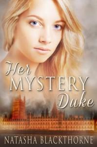 Her Mystery Duke - Natasha Blackthorne