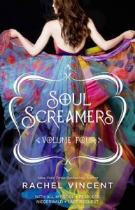 Soul Screamers, Volume Four: With All My SoulFearlessNiederwaldLast Request - Rachel Vincent