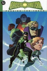 Green Lantern, Vol. 4: Passing the Torch - Judd Winick, Dale Eaglesham, Rodney Ramos