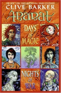 Days of Magic, Nights of War  - Clive Barker