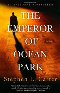 The Emperor of Ocean Park - Stephen L. Carter