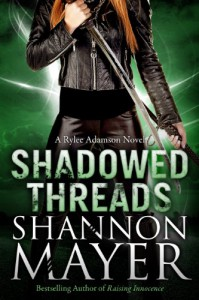 Shadowed Threads - Shannon Mayer