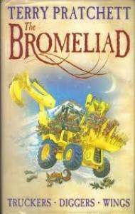 The Bromeliad - Terry Pratchett
