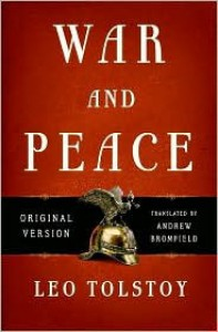 War and Peace - Leo Tolstoy, Nikolai Tolstoy, Andrew Bromfield