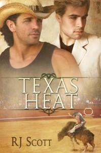 Texas Heat (The Heart of Texas) - RJ Scott