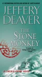 The Stone Monkey: A Lincoln Rhyme Novel - Jeffery Deaver
