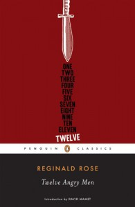 Twelve Angry Men - Reginald Rose, David Mamet