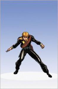 X-Men: Longshot - Ann Nocenti, Art Adams