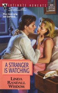 A Stranger is Watching - Linda Randall Wisdom