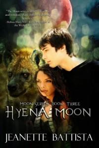 Hyena Moon  - Jeanette Battista