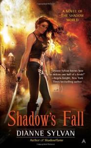 Shadow's Fall - Dianne Sylvan