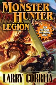 Monster Hunter Legion (MHI, #4) - Larry Correia