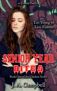 Senior Year Bites - J.A.  Campbell