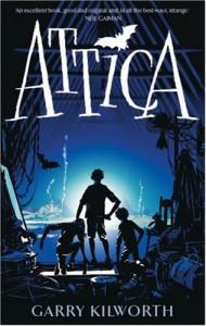 Attica - Garry Douglas Kilworth