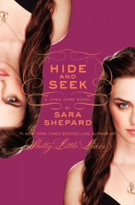 The Lying Game #4: Hide and Seek - Sara Shepard