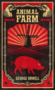 Animal Farm - Laurence Brander, George Orwell
