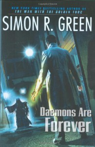 Daemons Are Forever - Simon R. Green