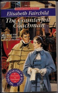 The Counterfeit Coachman - Elisabeth Fairchild